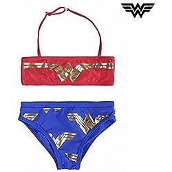 Bikini de Super Woman de la Liga de la Justicia 10 años