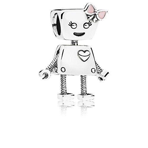 Pandora Schmuck Charms (Pandora Damen-Bead Charms 925 Sterlingsilber 797141EN160)