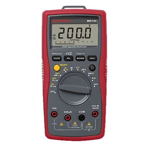 AMPROBE am-540 Advanced HLK Multimeter