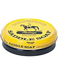 Fiebing's Saddle Soap Yellow Polish Cleans Leather Renew Revive Color 3oz