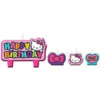 Candle Set | Hello Kitty Rainbow Collection | Birthday
