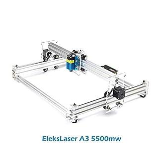 IrahdBowen Laser Graviermaschine Infrarot-Graviermaschine CNC-Laserdrucker 500mw 1600mw 2500mw 5500mw für Eleks Infrared-A3 Pro