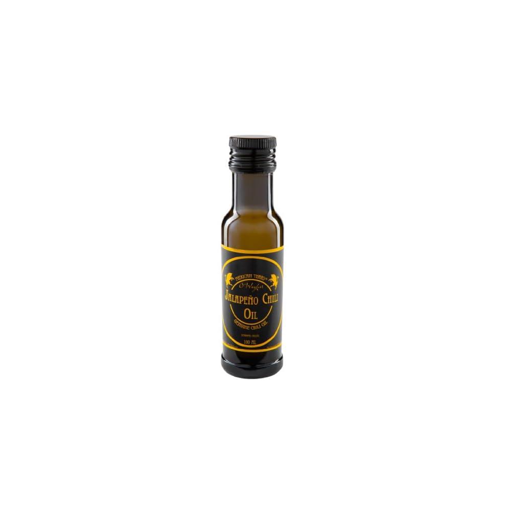 Mexican Tears Jalapeo Chili Oil Scharfes Chili L Aus Jalapeo Chilis Und Hochwertigem Distell 100ml Chilil