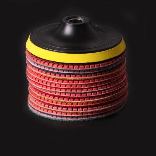 zfe-mix-grit-m14-thread-5-inch-wet-dry-diamond-polishing-pads-set-kit-for-granite-concrete-marble-po