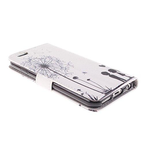 Nutbro [iPhone 6S Plus] 6S Plus Case,PU Leather iPhone 6S Plus Case,iPhone 6S Plus Phone Case,iPhone 6S Plus Phone Cover Case PU Leather Case Wallet for iPhone 6S Plus ZZ-6Splus-23
