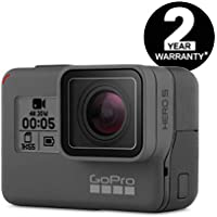 GoPro Hero5 Action Camera, (Black) - with 2 Years Warranty