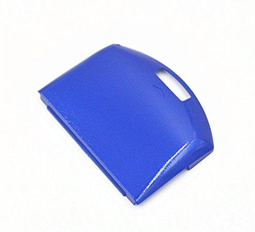 REPLACEME Akku Rückseite Tür Cover Hülle für Sony PSP 1000100110021003blau (Tür Psp-akku)