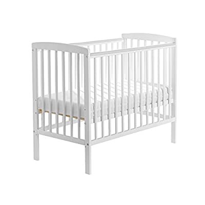Kinder Valley Sydney Compact Cot (White)  Wonderhome24