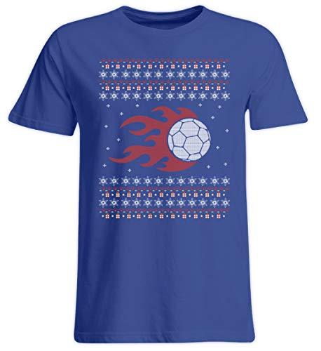 Handball Ugly Xmas Sweater Geschenk - Übergrößenshirt