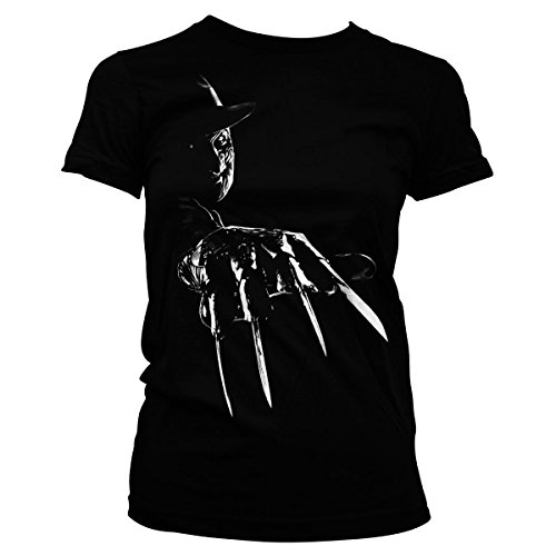 Officially Licensed Merchandise Freddy Krueger Girly Tee