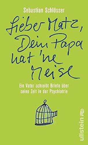 Cover »Lieber Matz, dein Papa hat 'ne Meise«