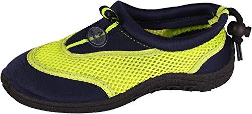 Surf-Schuh Freaky Jr - blau/hellblau navy dark / yellow light