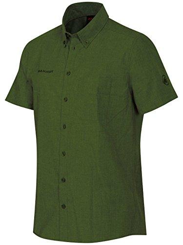 Mammut Trovat Shirt Men - Outdoorhemd seaweed oliv 4255