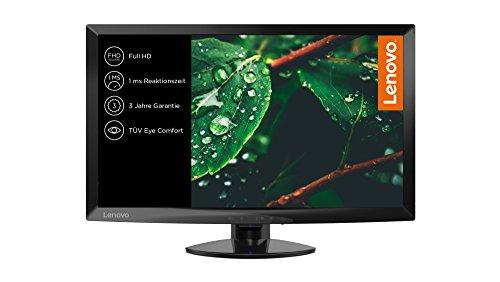Lenovo-C24-10-5994-cm-236-Zoll-Full-HD-matt-Monitor-VGA-HDMI-14-1ms-Reaktionszeit-USB-30-schwarz