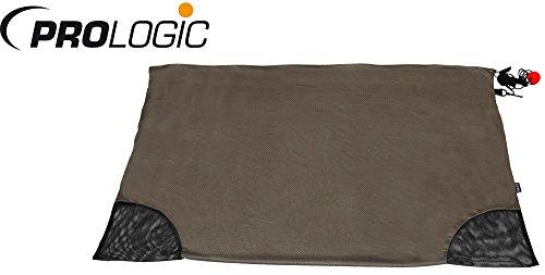 Prologic New Green Carp Sack Size XL 120x80cm - Fischsack für Karpfen, Karpfensack, Wiegesack, Wiegeschlinge