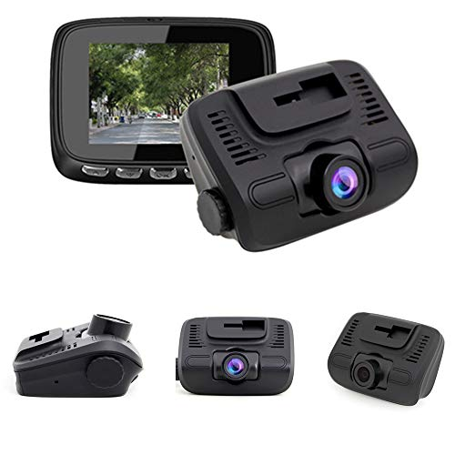 HD Auto DVR Kamera,Miya 1080P Full HD Auto Kamera DVR Recorder Mit 170° Weitwinkelobjektiv, Loop-Aufnahme, G-Sense, Parkmonitor, 2.2 Zoll LCD, WDR, 6G Lens, Bewegungserkennung