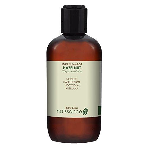Naissance Avellana - Aceite Vegetal Prensado en Frío 100% Puro - 250ml