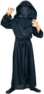 Halloween - Disfraz de El Hombre sin Rostro para niño, Talla L infantil 8-10 años (Rubie