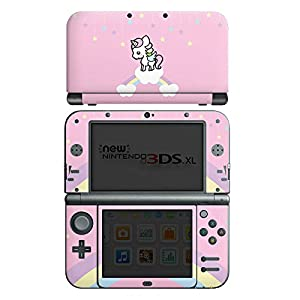 DeinDesign Nintendo New 3DS XL Case Skin Sticker aus Vinyl-Folie Aufkleber Little Unicorn kleines Einhorn Kinder
