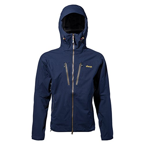 Sherpa Adventure Gear Herren  s Lithang Jacket Medium Rathee AntiqueBrass 2ef571638549