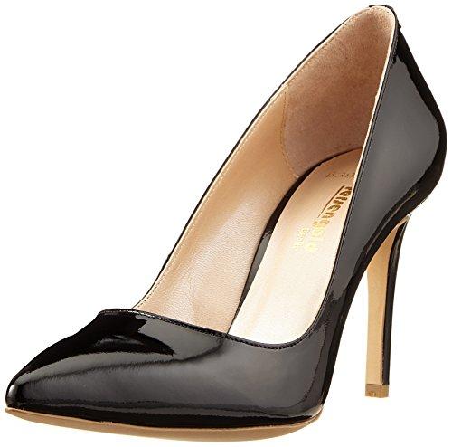 Fersengold Closed Toe Chaussures À Talons Femme Noir (noir)