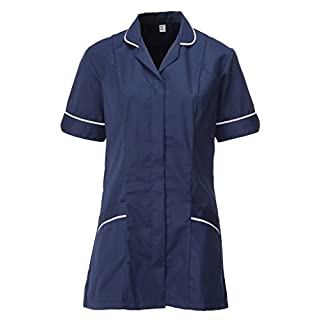 Alsico Womens Healthcare Tunic - Navy