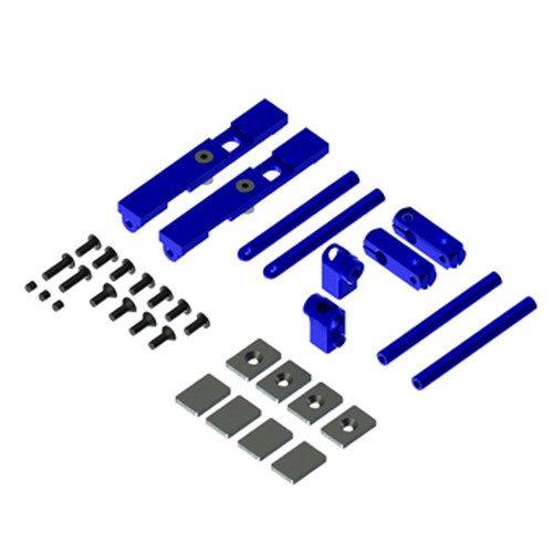SP Magnet Stealth Karosseriehalter Typ 4 [BL] BM-06-BL (Japan Import / Das Paket und das Handbuch werden in Japanisch) Mount-handbuch