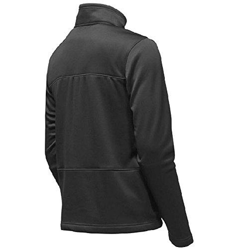 The North Face Men's Apex Bionic 2 Jacket - TNF Black & TNF Black - L -