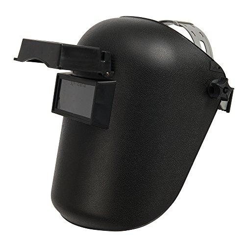 Silverline 868520 Schweißerhelm, Passivfilter DIN 11EW