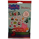 Anker pexstr1Peppa Pig pegatinas de Navidad (700-piece)