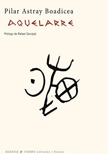 AQUELARRE (Poesía)