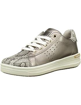 Geox Mädchen J Aveup Girl A Sneaker