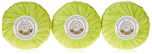 Roger und Gallet Seife D`Osmanthus, Set 3 x 100 g, 300 g -