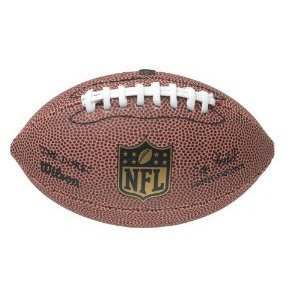 Wilson NFL Junior Micro Official American Football Soft Grip Game Ball rrpÃ'£10 by Wilson