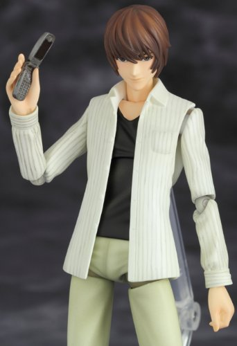 Griffon Death Note: Yagami Light Figutto Action Figure (japan import) 4