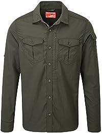 Craghoppers Mens NL Adventure Long Sleeve Button Shirt
