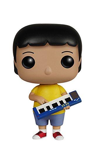 Funko - Figurine Bob's Burgers - Gene Belcher Pop 10cm - 0849803064686