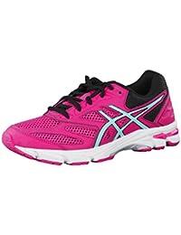 Asics Gel-pulse 8 Gs - zapatos de entrenamiento de carrera en asfalto Niños