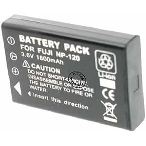 Batteria compatibile per Ricoh Caplio GX