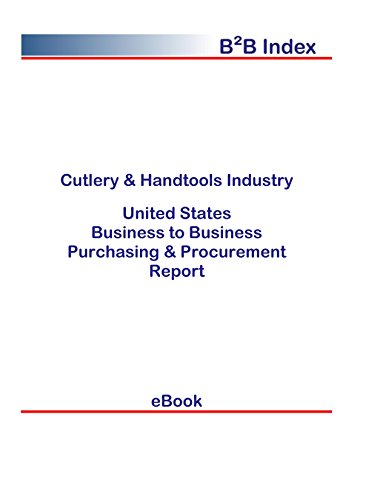 Cutlery & Handtools Industry United States: Purchasing + Procurement Values in the United States