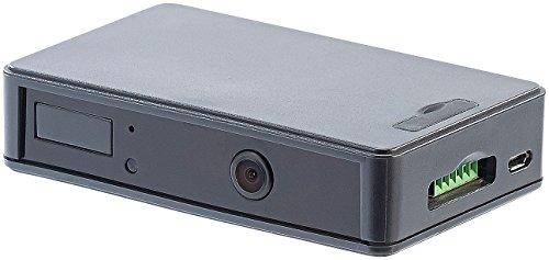 Somikon Spy Camera: HD-Videorekorder & Überwachungskamera DSC-50.IR mit IR-Nachtsicht (Spy Kamera)