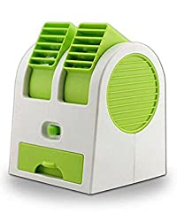 DivineXt Mini Fragrance Air conditioner Cooling Fan Pista
