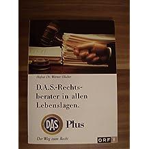 D.A.S. Rechtsberater in allen Lebenslagen DAS Plus