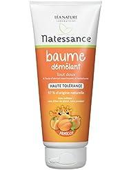 Natessance Kids Baume Démêlant Abricot sans Sulfates 200 ml