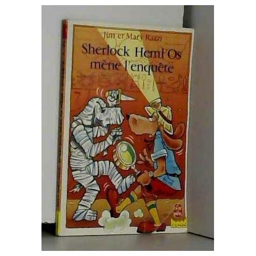 SHERLOCK HEML'OS MENE L'ENQUETE. Tome 7
