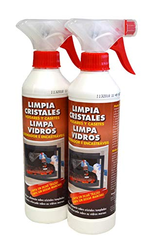 PYRO FEU 24512-12 Pack 2 Limpiacristales