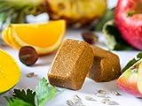 Swiss-QUBE Barrette dietetiche - Integratore dietetico | Perdere peso senza morire di fame naturalmente Sapore di Fruttato | 56 Swiss-Qubes - razione settimanale