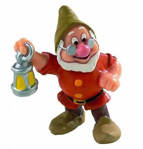 Bullyland 12476 - Spielfigur - Walt Disney Schneewittchen - Zwerg Chef, ca. 5,5 cm