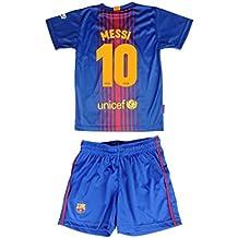 uniforme del Barcelona niños