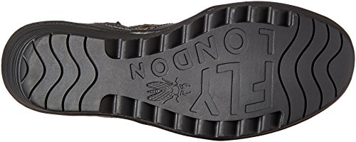 Fly London Rafe657Fly Wedge Graphite Womens Shoes Graphite
